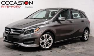 Used 2016 Mercedes-Benz B-Class 250 Sports Tourer 4MATIC NAVIGATION+CUIR+CAM.RECUL for sale in Boisbriand, QC