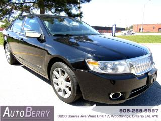 Used 2008 Lincoln MKZ 3.5L - AWD for sale in Woodbridge, ON