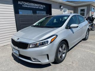 Used 2018 Kia Forte LX+ for sale in Kingston, ON