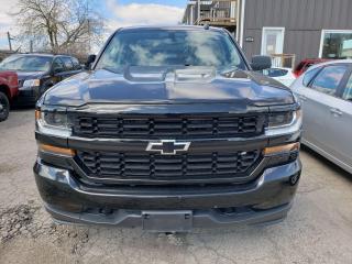 Used 2018 Chevrolet Silverado 1500 Custom for sale in Hamilton, ON