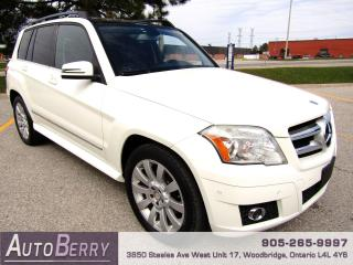 Used 2010 Mercedes-Benz GLK-Class GLK350 - 4MATIC - NAVI for sale in Woodbridge, ON