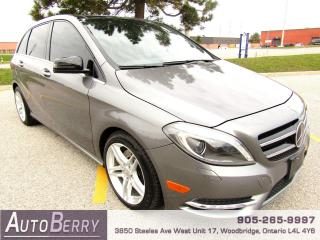 Used 2013 Mercedes-Benz B-Class B250 - Navi - B/Tooth - B/Up Cam for sale in Woodbridge, ON