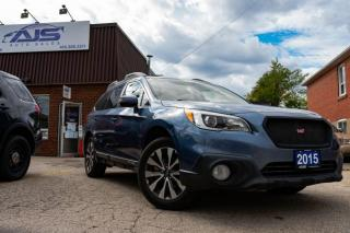Used 2015 Subaru Outback 2.5L Limited for sale in Scarborough, ON