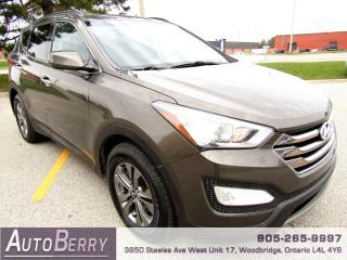 Used 2014 Hyundai Santa Fe Sport - AWD - 2.4L for sale in Woodbridge, ON