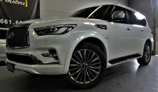 Used 2019 Infiniti QX80 Limited for sale in North York, ON