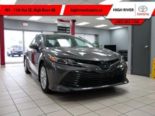 New 2020 Toyota Camry LE    FWD for sale in High River, AB