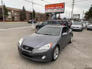 Used 2010 Hyundai Genesis Coupe Premium for sale in Toronto, ON