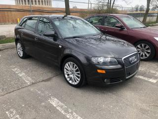 Used 2006 Audi A3 w/Premium Pkg for sale in Toronto, ON