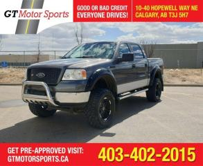 Used 2005 Ford F-150 XLT for sale in Calgary, AB