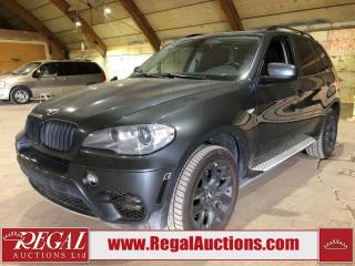 Used 2012 BMW X5 XDRIVE35D 4D Utility AWD for sale in Calgary, AB