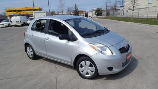 Used 2007 Toyota Yaris RS for sale in Toronto, ON
