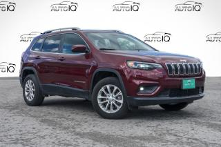Used 2019 Jeep Cherokee North for sale in Barrie, ON