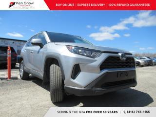 Used 2020 Toyota RAV4 HYBRID for sale in Toronto, ON