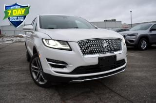 Used 2019 Lincoln MKC Reserve for sale in St. Thomas, ON