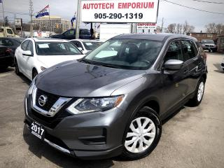 Used 2017 Nissan Rogue S Backup Camera/Heated Seats/Bluetooth&GPS* for sale in Mississauga, ON