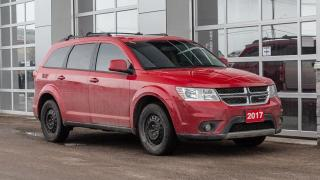 Used 2017 Dodge Journey SXT for sale in Innisfil, ON