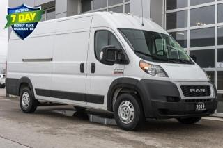 Used 2019 RAM ProMaster 3500 for sale in Innisfil, ON