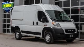 Used 2019 RAM ProMaster 2500 High TOP for sale in Innisfil, ON