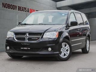 Used 2013 Dodge Grand Caravan 4dr Wgn Crew for sale in Mississauga, ON