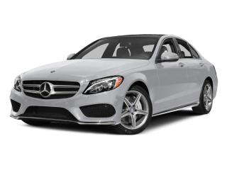 Used 2015 Mercedes-Benz C-Class 4dr Sdn C 400 4MATIC for sale in Mississauga, ON