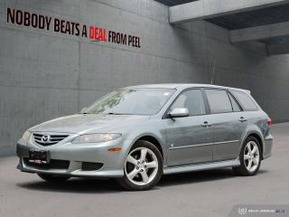Used 2004 Mazda MAZDA6 5dr Sport Wgn s Auto V6 for sale in Mississauga, ON