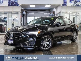 New 2019 Acura ILX PREMIUM for sale in Maple, ON