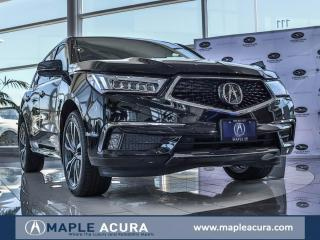 New 2019 Acura MDX Elite 7-Passenger for sale in Maple, ON