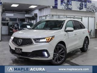 Used 2019 Acura MDX A-Spec Company DEMO, Full Warranty for sale in Maple, ON