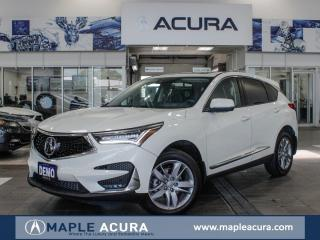 New 2019 Acura RDX Platinum Élite for sale in Maple, ON