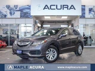 Used 2017 Acura RDX Tech, Local car, Serviced with Us for sale in Maple, ON