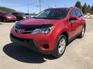 Used 2015 Toyota RAV4 Traction intégrale 4 portes LE for sale in Val-David, QC