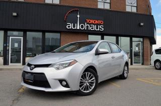 Used 2014 Toyota Corolla LE+ W/SUNROOF/HTD SEATS/REAR CAMERA LE for sale in Concord, ON