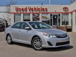 Used 2014 Toyota Camry 4dr Sdn I4 Auto LE | for sale in North York, ON