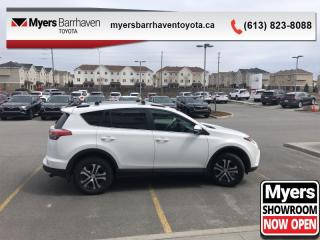 Used 2017 Toyota RAV4 LE  - Heated Seats -  Bluetooth - $142 B/W for sale in Ottawa, ON