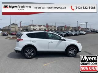 Used 2017 Toyota RAV4 LE  - Heated Seats -  Bluetooth - $155 B/W for sale in Ottawa, ON
