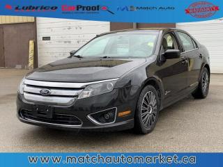 Used 2010 Ford Fusion HYBRID for sale in Winnipeg, MB