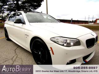 Used 2014 BMW 5 Series 528i - xDrive - M Sport Package for sale in Woodbridge, ON