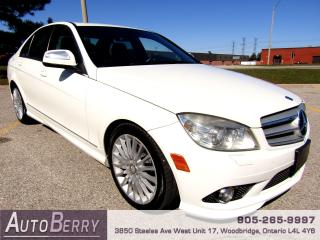 Used 2009 Mercedes-Benz C-Class C300 - 4MATIC - 3.0L for sale in Woodbridge, ON