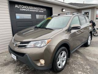 Used 2013 Toyota RAV4 XLE for sale in Kingston, ON