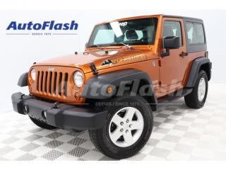 Used 2011 Jeep Wrangler SPORT *A/C *Deux-Toits *Two-Roofs for sale in St-Hubert, QC