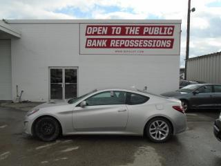 Used 2013 Hyundai Genesis Coupe 2.0T for sale in Toronto, ON