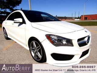 Used 2016 Mercedes-Benz CLA-Class CLA250 - 4MATIC for sale in Woodbridge, ON