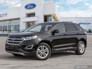 Used 2016 Ford Edge EDGE SEL AWD for sale in Winnipeg, MB