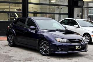 Used 2011 Subaru Impreza WRX STI for sale in Toronto, ON