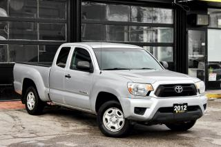 Used 2012 Toyota Tacoma for sale in Toronto, ON