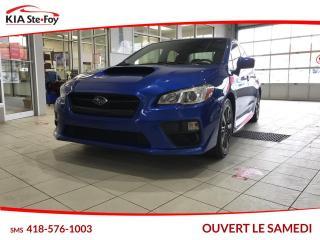 Used 2017 Subaru WRX * SPORT* 2.0L TURBO* SIEGES CHAUFFANTS * for sale in Québec, QC