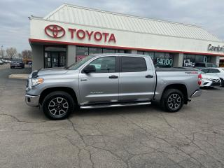 Used 2014 Toyota Tundra SR5 for sale in Cambridge, ON