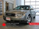 Used 2003 Audi A4 1.8T AVANT QUATTRO for sale in Winnipeg, MB