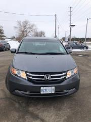 Used 2014 Honda Odyssey EX for sale in Brampton, ON