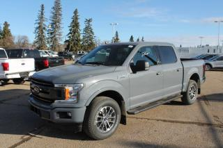 New 2020 Ford F-150 XLT 301A | 4X4 SuperCrew | 5.0L V8 | Sport Appearance PKG |Pro Trailer Backup Assist | Pre-Collision Assist | Rear View Camera | Remote Keyless Entry | for sale in Edmonton, AB